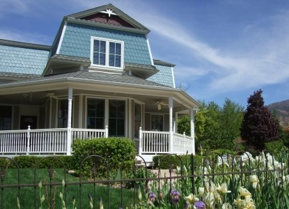 The #1 Bed & Breakfast in Cedar City.  Award winning garden with jacuzzi, patio fire pit. Experience the elegance of this historic inn; close to Zion & Bryce Canyon National Parks.