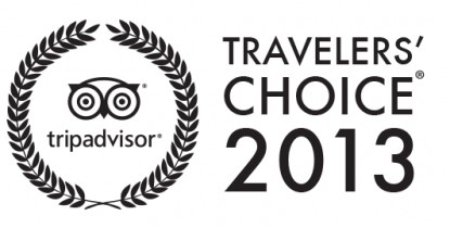 SoBeYou Tropical Bed and Breakfast, Traveler's Choice 2013 winner