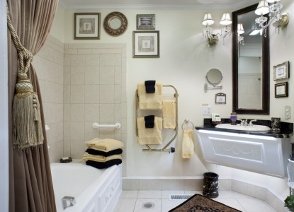 Abbington Green Bed & Breakfast Inn bathroom