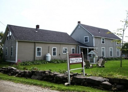 Shearer Hill Bed & Breakfast - 297 Shearer Hill Rd, West Halifax, Vermont 05358