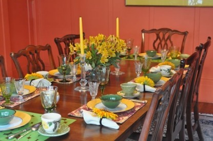 My Rose Garden Guest Room, Breakfast
