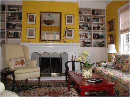 My Rose Garden Guest Rooms, Living Room