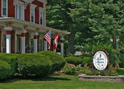 Monier Manor, Naples, New York, comments