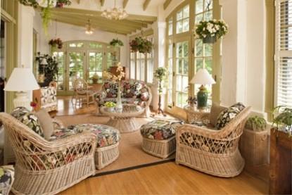 King's Cottage Sunroom