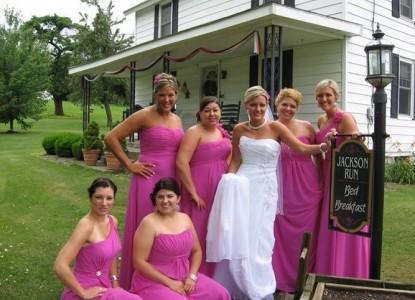 Jackson Run Bed & Breakfast Weddings