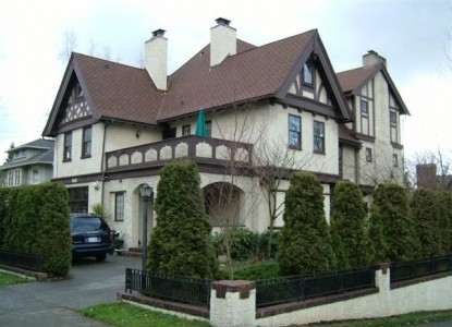 The Bacon Mansion Bed & Breakfast - Seattle, Washington