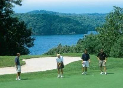 The Inn at Harbour Ridge-golfing