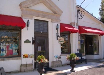 Granville Bed & Breakfast-Granville gift shop