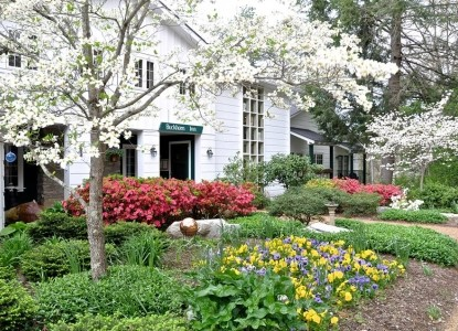 Buckhorn Inn - Gatlinburg, Tennessee - Gardens