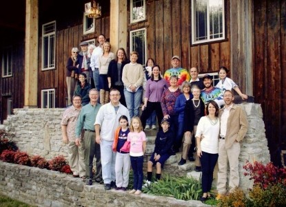 Cascade Hollow Lodge Bed and Breakfast, Family