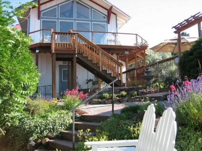 Country Willows Bed and Breakfast in Ashland, Oregon