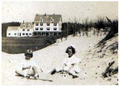 Seaside Inn generations of innkeepers