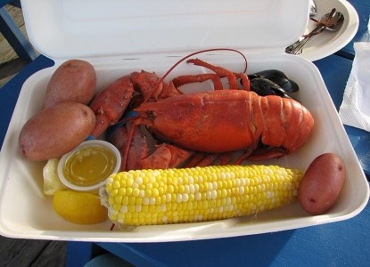 Seaside Inn-Maine lobster