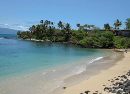 Maui Beach Bed and Breakfast, Lahaina beach nearby