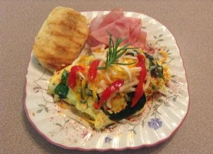 Cedar Key Bed & Breakfast, breakfast