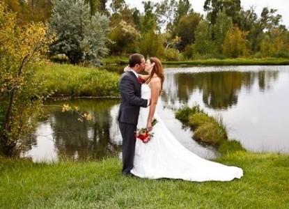 Blue Lake Ranch Bed & Breakfast wedding