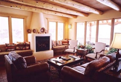Blue Lake Ranch Bed & Breakfast Spring house