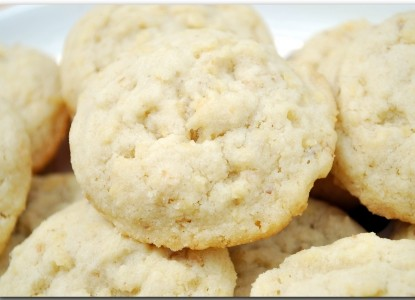 Melt-in-your-mouth Potato Chip Cookies