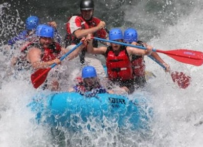 Friends Lake Inn, kayak