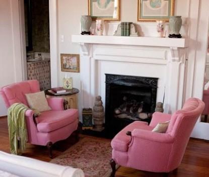 Elizabeth Leigh Inn Bed & Breakfast sage room