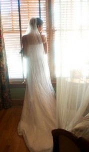 The Empress of Little Rock bride