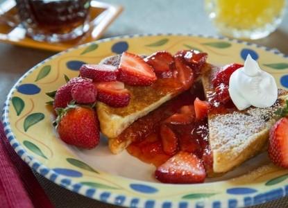 Tiffany's Bed & Breakfast french toast
