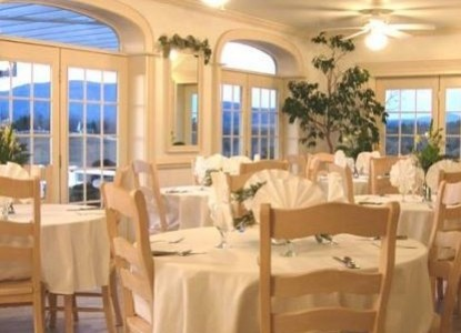 The Red Horse Inn Bed & Breakfast wedding dining room