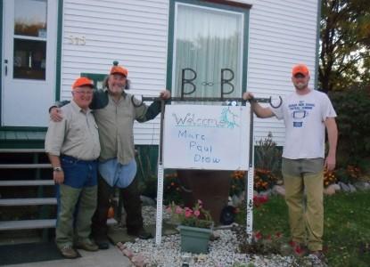 Der Platz Bill & Ila's B & B, innkeepers