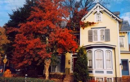 Aaron Burr-Front End House