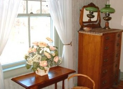 Inn at Tanglewood Hall flowers