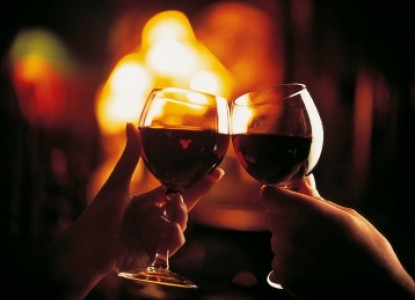 Romance packages available throughout February to celebrate Valentines Day/love and romance.