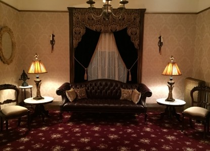 The Victorian Lady Bed and Breakfast-Common Area