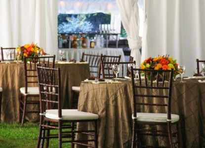 Wedding Receptions at Hillbrook Inn