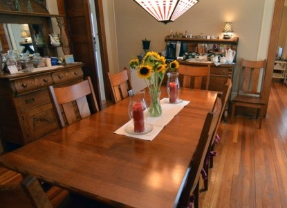 The Washington Street Inn Bed & Breakfast-Dining Table
