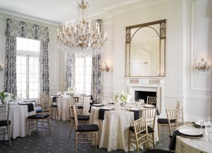 The Duke Mansion-Dining