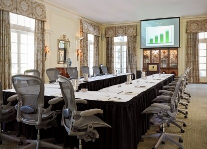 The Duke Mansion- Meeting Table