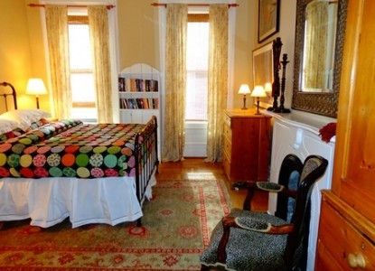 1871 House (New York City Accommodations in the style of a B&b)-Madison Suite