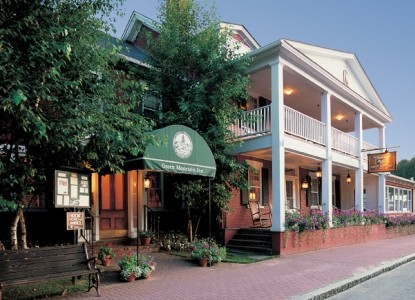 Green Mountain Inn front view
