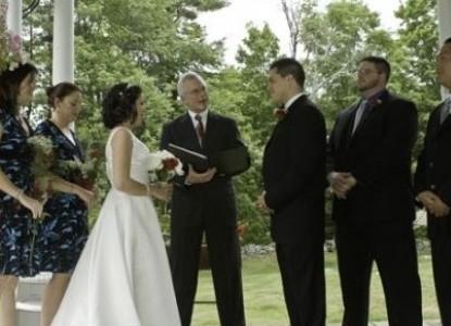 Noble House Inn wedding