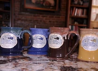 A Storybook Inn tea cups
