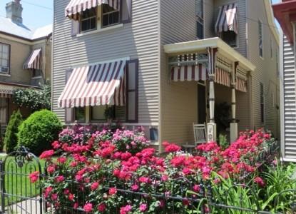 Cincinnati Weller Haus Bed & Breakfast