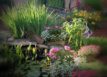 Cincinnati Weller Haus Bed & Breakfast-Garden