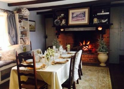 Fallen Tree Farm - Carlisle, Pennsylvania, Beautiful Dining Room