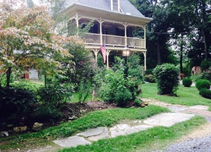 Fallen Tree Farm - Carlisle, Pennsylvania Beautiful Gardens