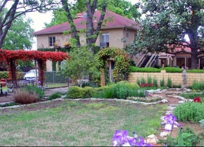 Das Garten Haus in Fredericksburg Texas