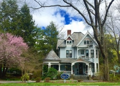 The Wright Inn Bed and Breakfast is the finest example of Queen Anne architecture found in Asheville and all of Western NC!