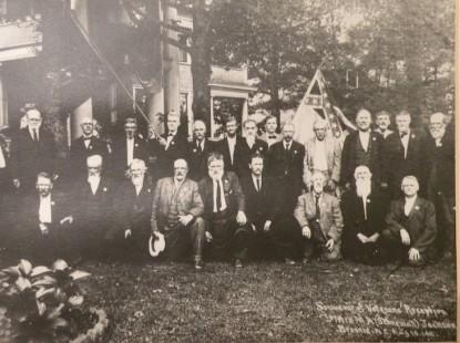 The Inn at Brevard, historic photo