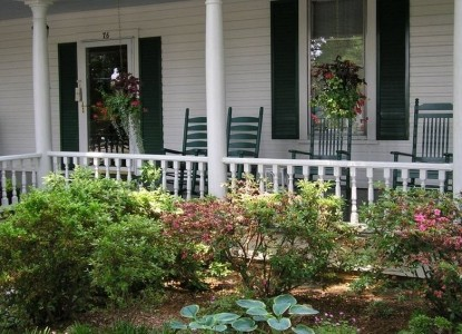 Rosemary House Bed & Breakfast-Porch