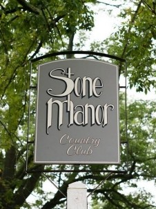 The Inn at Stone Manor-Front Sign