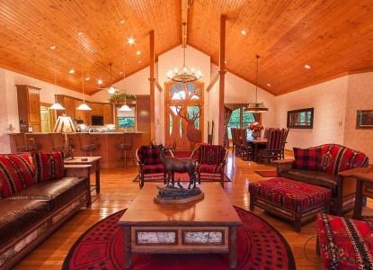 Harpole's Heartland Lodge corporate retreats